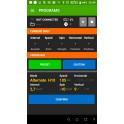 DIAMANTE 2.1 Evo Tennis Ball Machine Smartphone / Tablet control